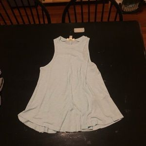 Forever 21 Flare Tank Top